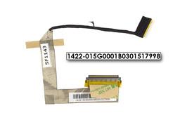 Asus Eee PC 1201 1201HAB gyári új LCD kijelző kábel (1422-015G000)