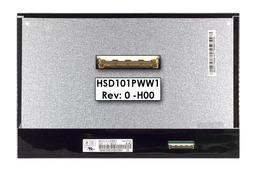 Gyári új fényes 10.1'' (1280x800) LED laptop Slim kijelző (csatlakozó: 40 pin - jobb)