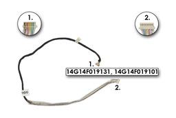 Asus EEEPC 1001PX, 1005HA, R101 laptophoz használt webkamera kábel, 14G14F019131