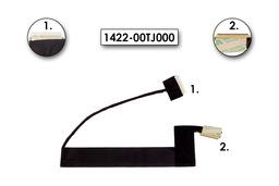 Asus EEEPC 1001PX, R101 gyári új laptop LCD kábel (40 pin) (1422-00TJ000, 14G22500510Q)