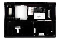 Asus EEEPC 1002H, 1003HAG használt fekete alsó fedél hangszórókkal, bottom cover 13NA-0ZA0301