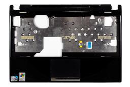 Asus EEEPC 1002H, 1003HAG használt fekete felső fedél egérpaddal, SIM panellel, palmrest with touchpad and sim module (13NA-0ZA0E01)