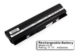 Asus EEEPC 1201, UL20 helyettesítő új 6 cellás laptop akku/akkumulátor (A31-UL20)
