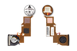 Asus EEEPC 1008HA laptophoz használt komplett hűtő ventilátor egység(13GOA191AM010-10,KSB0405HB)