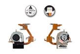 Asus EEEPC 1015PN használt laptop hűtő modul (13GOA2V1AM010-10, 13NA-2VA0101)