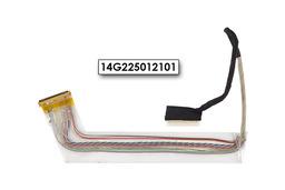 Asus EEEPC 1025C használt kijelző kábel, 14G225012101