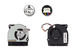 Asus EEEPC 1201, 1201N, 1201T használt hűtő ventilátor, KSB0405HB-9H50