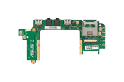 Asus Eeepc 1201T gyári új laptop USB/audio panel (60-OA1YIO1000-B02)