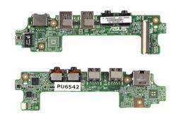 Asus EEEPC 1215P gyári új I/O panel (USB, LAN, Audio) 60-OA38IO1000-B01