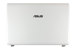 Asus EEEPC 1225B, R252B gyári új fehér laptop LCD hátlap, zsanérokkal, webkamera kábellel, 13GOA3M3AM011-10