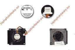 Asus EEEPC 700, 701, 900 netbookhoz használt hűtő ventilátor (BSB04505HA)