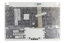 Asus EEEPC Flare 1025C, R052C gyári új fehér laptop billentyűzet, 13GOA3F1AP061-20, 90R-0A3F1K1C00Q