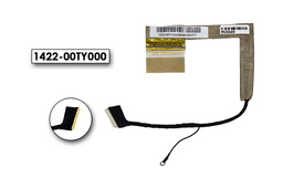 Asus EEEPC VX6, VX6S gyári új laptop LCD kijelző kábel (14G22500800V, 14G22500800U, 1422-00TY000)