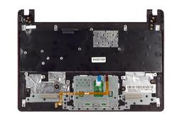 Asus EEEPC X101 használt magyar bordó laptop billentyűzet modul fekete billentyűkkel (felső fedél, touch paddal), 13NA-3IA0L01