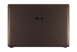 Asus EEEPC X101 laptophoz gyári új barna LCD hátlap, zsanérokkal, webkamera kábellel, 13GOA3I4AP011-10