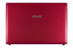 Asus EEEPC X101 laptophoz használt bordó kijelző hátlap, 13NA-3IA0H01