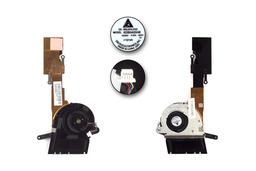Asus EEEPC X101 laptophoz használt komplett hűtő ventilátor egység (13GOA31AM020, KSB0405HB-BD27)