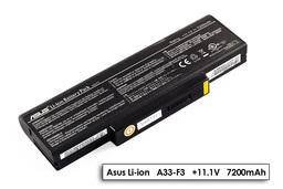 Asus F3, X52, X53 hasznalt 9 cellás 80%-os gyári laptop akku/akkumulátor (A32-F3)