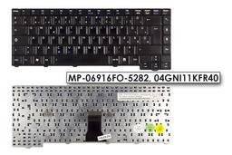 Asus F3F, F3Jc, F3Jm, F3M használt francia laptop billentyűzet, magyarított,  (MP-06916FO-5282)