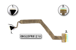Asus F5 sorozatú laptophoz használt LCD kábel, 08G25FR8121U