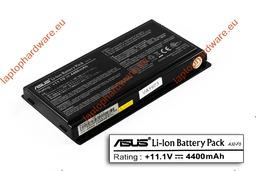 Asus F5, X50, X58, X59 használt gyári 6 cellás 80%-os laptop akku/akkumulátor (A32-F5)
