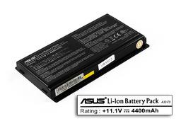Asus F5, X50, X58, X59 használt 6 cellás, 90%-os gyári laptop akku/akkumulátor (A32-F5)
