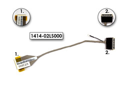 Asus F50SG, N60DP laptophoz gyári új LCD kábel (HD LED), 1414-02LS000