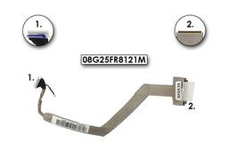Asus F5R, X50V, X50Z laptophoz használt Kijelző kábel(15.4inch)(08G25FR8121M)