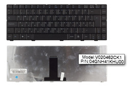 Asus F80L, F80S, F80Q gyári új magyar laptop billentyűzet (04GNH41KHU00)