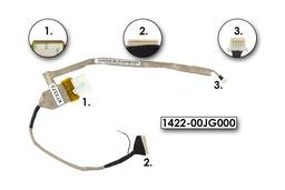 Asus F81, F83 gyári új laptop LCD kábel, 1422-00JG000