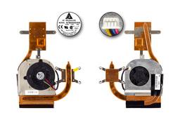 Asus F8TR használt komplett laptop hűtőegység (13GNPU1AM010-1)