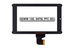 Érintő panel, touchscreen Asus Fonepad 7 ME372, ME372CG  tablethez (02WW 1330)