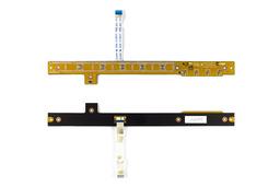 Asus G2S laptophoz használt Gyors gomb és LED panel szalagkábellel (08G22GP02117)
