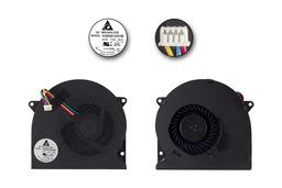 ASUS G55, G57, G75 gyári új laptop hűtő ventilátor (KSB06105HB-BK2H)