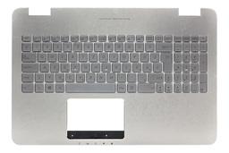 Asus G551, N551 gyári új magyar háttér-világításos laptop billentyűzet modul, 90NB05T1-R31HU0