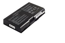 Asus G71, M70, X71 A42-M70 4400mAh 8 cellás helyettesítő új laptop akkumulátor