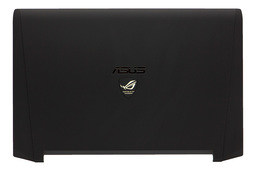 Asus G750JH, G750JM, G750JW gyári új fekete laptop LCD kijelző hátlap (90NB00M1-R7A000)