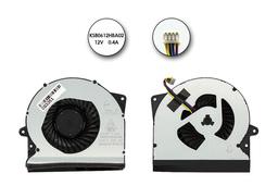 Asus G751JT, G751JY gyári új laptop CPU hűtő ventilátor (13NB06F1P10011, KSB0612HBA02)