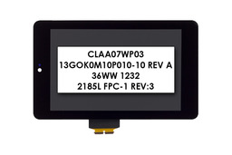 LCD kijelző modul Asus Google Nexus 7 tablethez (13GOK0M10P010-10 REV A)