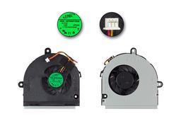 ASUS K43, K53, K73 gyári új laptop hűtő ventilátor (AB07605MX12B300, 0PBL50)
