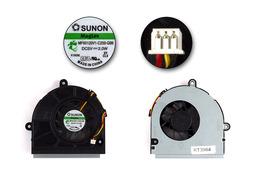 ASUS K43, K53, K73 gyári új laptop hűtő ventilátor (MF60120V1-C250-G99)