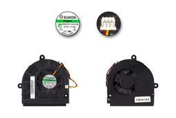 ASUS K43, K53, X53 használt laptop hűtő ventilátor (MF60120V1-C250-G99)