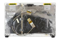 Asus K43E, K43SD, K43SJ laptophoz gyári új fehér LCD hátlap LCD kábellel, WiFi antennával (13GN3R7AP010-1)