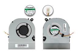 Asus K45A, K45V gyári új laptop hűtő ventilátor (fat/vastag) (13GN5310P030-1)
