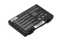 Asus K50 K50IJ laptop akkumulátor, új, gyárival megegyező minőségű helyettesítő, 6 cellás (4400mAh)