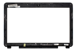 Asus K50 sorozathoz használt matt fekete laptop LCD kijelző keret (13GNWP1AP020-2)
