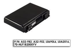 Asus K50AB, K50C, K50IJ használt, helyettesítő 6 cellás 40%-os laptop akku/akkumulátor (A32-F82)