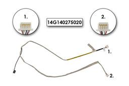 Asus K50AB, K50IJ laptophoz használt Webkamera és mikrofon kábel (14G140275020)