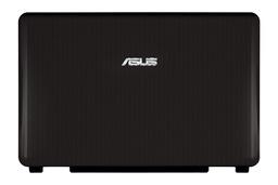 Asus K50AB, K50IJ laptophoz új Kijelző hátlap WiFi antennával, (13GNVK1AP010-F)