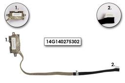Asus K50AB, K50IJ laptophoz használt USB panel kábellel